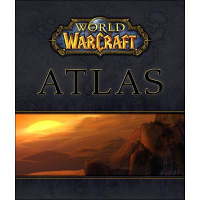 Книга BradyGames World of Warcraft Atlas - Second Edition [Hardcover]