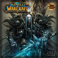 Календарь World of Warcraft 2012 [Мини]