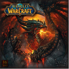 Календарь World of Warcraft 2012 [Настенный]