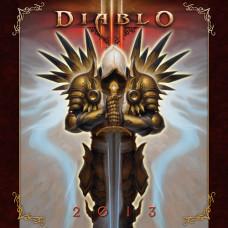Календарь Diablo III 2013 [Настенный]
