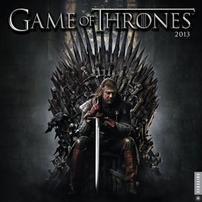Календарь Sellers Publishing Game of Thrones 2013 [Настенный]