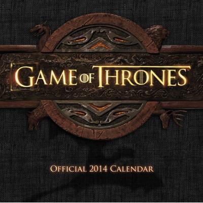 Календарь Game of Thrones 2014 [Настенные]