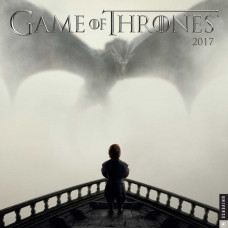 Календарь Game of Thrones 2017 [Настенный]
