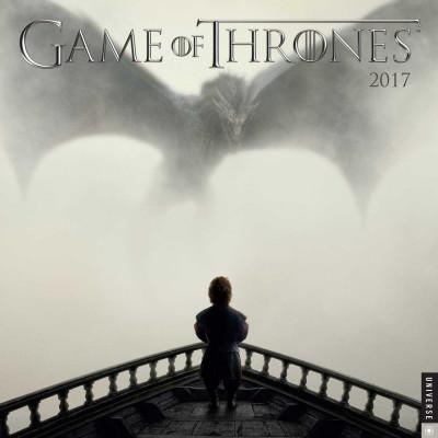 Календарь Game of Thrones 2017 [Настенный]