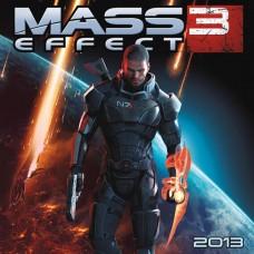 Календарь Mass Effect 3 2013 [Настенный]