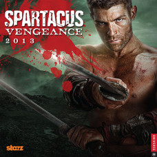 Календарь Spartacus 2013 [Настенный]