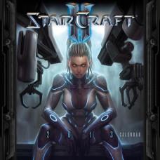 Календарь StarCraft II 2013 [Настенный]