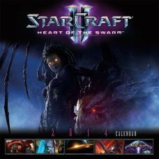 Календарь StarCraft II 2014 [Настенный]
