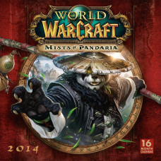 Календарь World of Warcraft 2014 [Настенный]