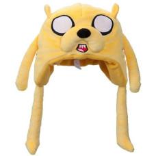 Шапка плюшевая Adventure Time: Jake