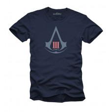 Футболка Assassin's Creed III Announcement [Мужская]