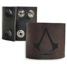 Кожаный наручник Assassin's Creed