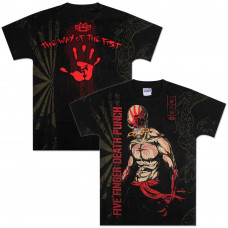 Футболка Five Finger Death Punch Ninja