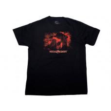 Футболка Mortal Kombat Liu Kang Fatality