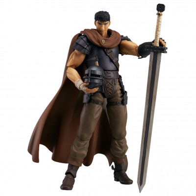 "Berserk Guts ""Band of The Hawk"" Figma Action Figure"