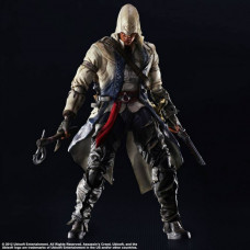 Фигурка Assassin's Creed III - Play Arts Kai - Connor (27 см)