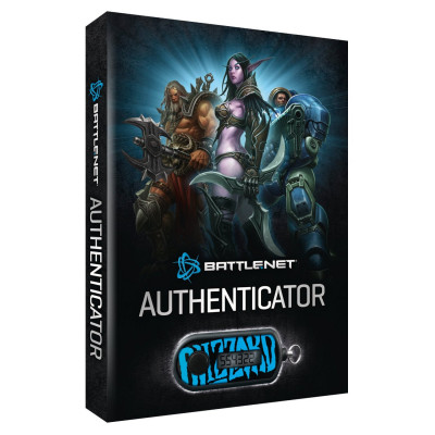 Аксессуар Blizzard Battle.net Authenticator