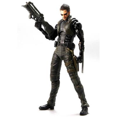 Deus Ex Human Revolution Play Arts Kai Adam