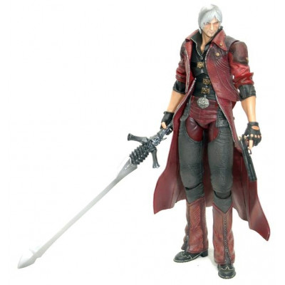 Devil May Cry 4 Play Arts Kai Dante