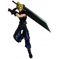 Dissidia Final Fantasy Play Arts Kai Cloud Strife