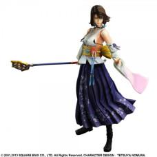 Final Fantasy X HD Remaster Play Arts Kai Yuna