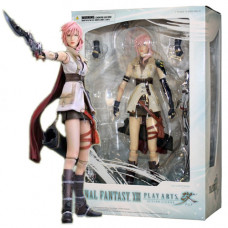 Final Fantasy XIII Play Arts Kai Lightning