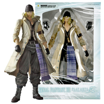 Фигурка Square Enix Final Fantasy XIII Play Arts Kai Snow