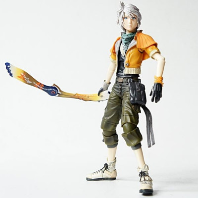 Final Fantasy XIII Play Arts Kai Vol. 2 Hope
