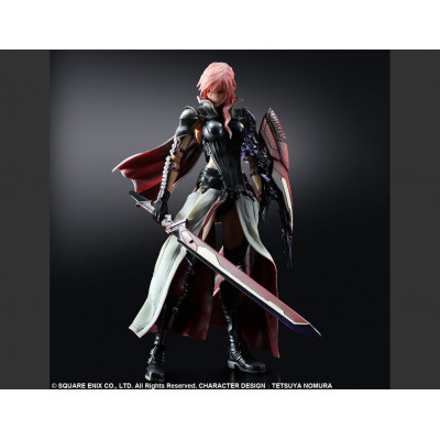 Lightning Returns: Final Fantasy XIII Play Arts Kai Lightning