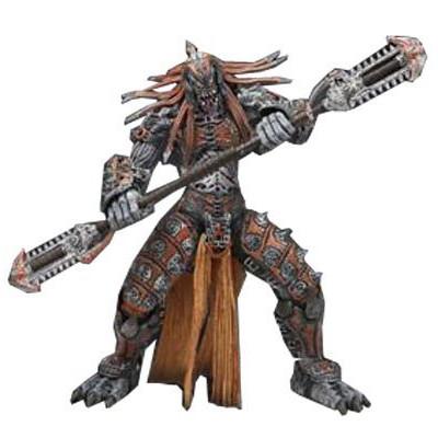 Gears of War: Seria 6: Skorge Chainsaw Staff
