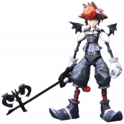 Фигурка Kingdom Hearts 2 - Play Arts Vol.2 - Sora Halloween Town (16 см)