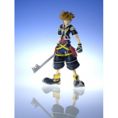 Kingdom Hearts 2 Series 1 Play Arts Sora