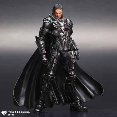 Фигурка Man Of Steel - Play Arts Kai - Zod (27 см)