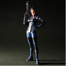 Mass Effect 3: Ashley Williams Play Arts Kai