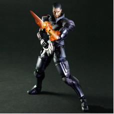 Mass Effect 3: Commander Shepard Play Arts Kai