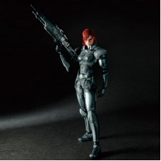 Mass Effect 3: Female Commander Shepard Play Arts Kai