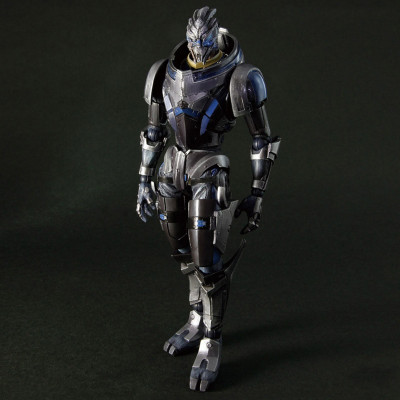 Mass Effect 3: Garrus Vakarian Play Arts Kai