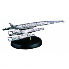 Mass Effect: Alliance Normandy SR-2 Replica Ship: Antique Silver Edition [Limited Edition]