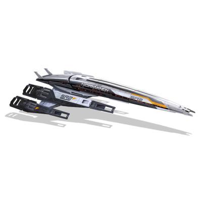Mass Effect: Cerberus Normandy SR-2 Ship Replica