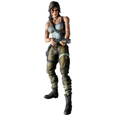 Tomb Raider Play Arts Kai Lara Croft