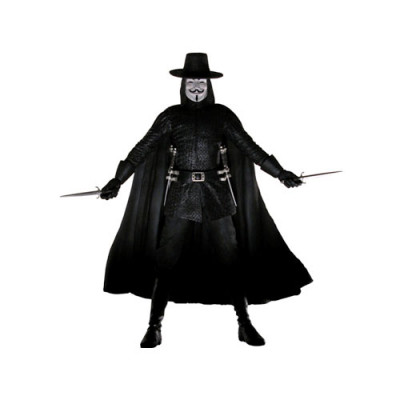 "V for Vendetta 12"" Action Figure [w/sound]"