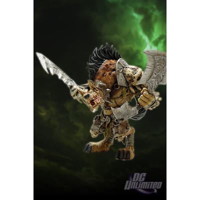 World of Warcraft: Premium series 1: Gnoll Warlord Gangris Riverpaw
