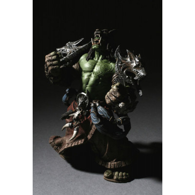 World of Warcraft: Series 1: Orc Shaman Rehgar Earthfury