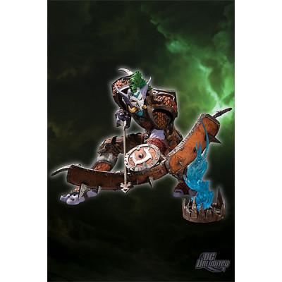 World of Warcraft: Premium Series 3 Troll Hunter: Taz'Dingo