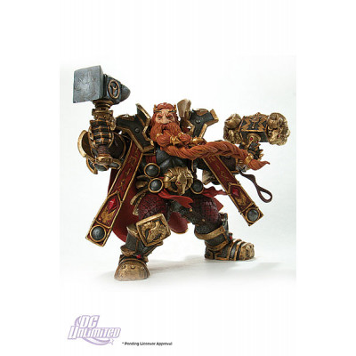 World of Warcraft: Series 6: Dwarven King: Magni Bronzebeard