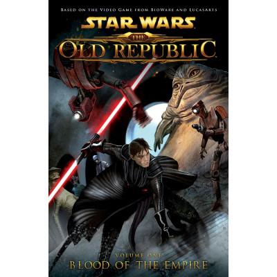 Комикс Dark Horse Star Wars: The Old Republic Volume 1 - Blood of the Empire [Paperback]