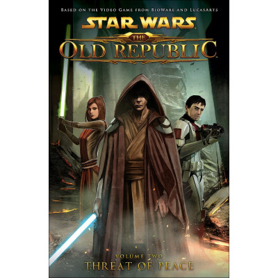 Star Wars: The Old Republic Volume 2 - Threat of Peace [Paperback]
