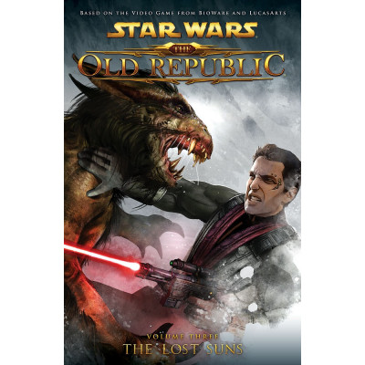Star Wars: The Old Republic Volume 3 - The Lost Suns [Paperback]