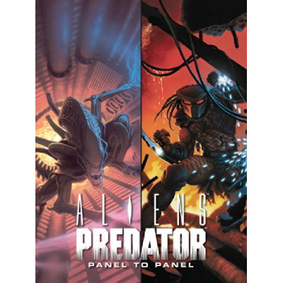 Aliens/Predator: Panel To Panel [Paperback]
