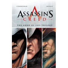 Assassin's Creed - The Ankh of Isis Trilogy [Hardcover]